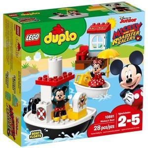 樂高LEGO 米老鼠 米奇的船 10881 TOYeGO 玩具e哥