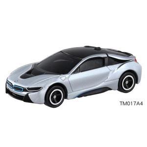 TOMICA NO.017 BMW i8跑車TM017A4 多美小汽車