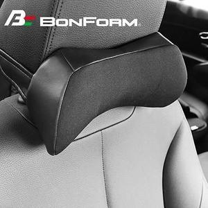 日本【BONFORM】 姿勢調整輔助頸枕 B5334-15 車用 頸枕 頭枕 脖枕 紓壓枕 辦公室 汽車