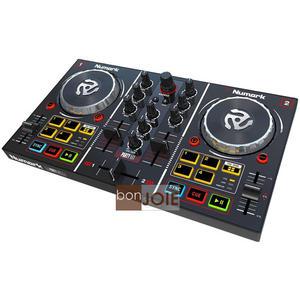 ::bonJOIE:: 美國進口 Numark Party Mix 控制器 (全新盒裝)(附 Virtual DJ LE 軟體) 混音器 轉盤 唱盤 VirtualDJ