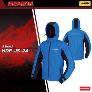 [中壢安信] BENKIA HDF-JS24 藍 春夏款 防摔衣 七件式護具