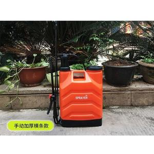 農用手動噴霧器背負加厚手壓式治蟲打藥機園林打農藥非電動噴霧器QM 美芭