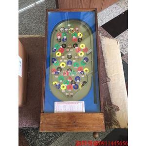 (45 Design創意家居館)彩色復古懷舊\彈珠台早期香腸 冰淇淋 賣冰 竽冰 童玩  長寬高68*30*20公分