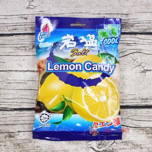 BF薄荷岩鹽檸檬糖138g【0216零食團購】9555030107751