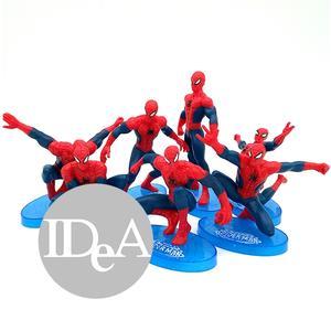 Marvel 蜘蛛人 小公仔  蜘蛛人新宇宙 彼得帕克 暗黑蜘蛛人 擺飾 兒童 玩具 幼兒 蛋糕裝飾