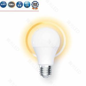 【燈王的店】舞光 12W 調光球泡  全電壓 黃光 ☆ LED-E27-12WDM