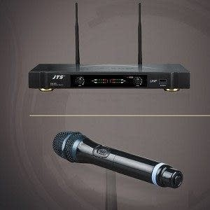 JTS US-E5/Mh-E5 雙頻道無線麥克風系統