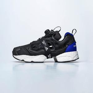 IMPACT Adidas x Reebok InstaPump Fury Boost 黑 紫 藍 聯名 FW5307