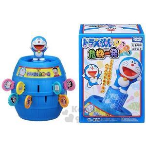〔小禮堂〕哆啦A夢 危機一發玩具組《藍》兒童玩具.桌遊 4904810-61382