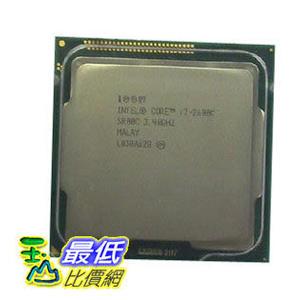 [玉山最低比價網 裸裝] Intel I7 2600K 散片 正式版 D2步進 不鎖頻 $12960