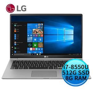 LG gram 15Z980-G.AA75C2 15.6吋 窄邊極緻輕薄筆電 (i7-8550U/8G/512GB SSD/Win 10 Home/FHD)