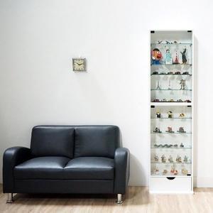 【佧蘿家居館】外銷日本 北歐 收納櫃 展示櫃/玻璃櫃/櫥櫃/玩具/公仔/收藏品/收納【A0347】
