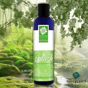 情趣用品 美國Sliquid.Splash 純天然成份女性私密處清洗劑Honeydew Cucumber(哈密瓜) 愛的蔓延