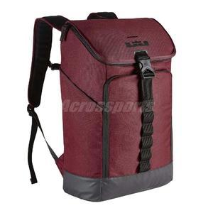 Nike 後背包 Lebron Max Air Ambassador Backpack 酒紅 黑 男女款 籃球 運動 【PUMP306】 BA5447-677