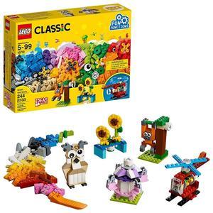 【愛吾兒】LEGO 樂高 Classic經典系列 10712 樂高顆粒與齒輪