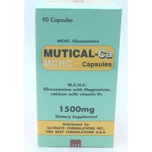 ●麗總藥妝● 益得鈣MCHC膠囊90粒