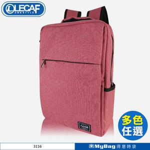 LECAF 後背包 電腦包 休閒包 雙肩包 3116 得意時袋