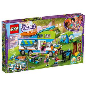 樂高積木 LEGO《 LT41339 》Friends 姊妹淘系列 - 米雅的露營車 ╭★ JOYBUS玩具百貨