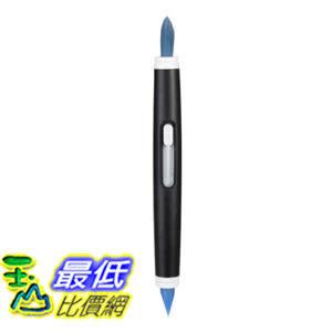 [104美國直購] OXO Good Grips Electronics Cleaning Brush 3C用品 矽膠清潔刷 (矽膠軟毛+刮刀二合一)