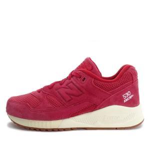 New Balance W530PRC B [W530PRC] 女鞋 休閒 經典 運動 酒紅 白 總統