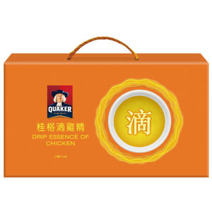 桂格滴雞精盒裝 52ml×9包入  *維康