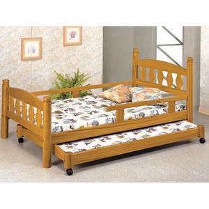 床架 床台 PK-415-5 烏心石雙人床 (不含床墊) 【大眾家居舘】