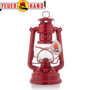 丹大戶外【FEUERHAND】德國火手燈BABY SPECIAL 276古典煤油燈/露營氣氛燈/紅寶石 276-ROT