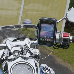 手機架重型機車手機座改裝車架s7 iphone 6 7 plus 6s iphone6 PGO BON 125 BWSR S-MAX Honda NC 750S NSS 300 NC750X