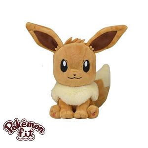 伊布 絨毛玩偶 娃娃 Pokemon Fit 寶可夢 神奇寶貝 日本正品 該該貝比日本精品 ☆