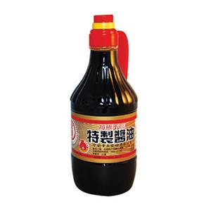 金蘭 特製醬油 1500ml