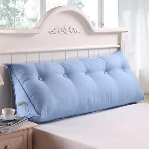床頭軟包 三角靠墊 床頭靠墊 床靠背墊 -3544608