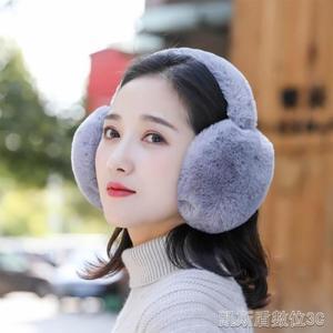 冬季可愛男女可折疊兒童毛絨耳罩護耳騎車耳包時尚秋冬天學生保暖凱斯盾數位3c