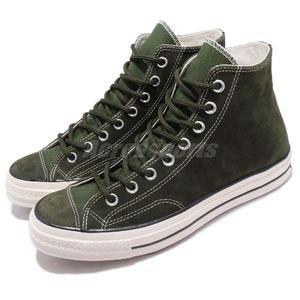 Converse Chuck Taylor All Star 70 1970 綠 卡其 特殊LOGO標 三星標 基本款 男鞋 女鞋【PUMP306】 162371C