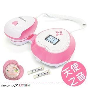 孕媽必備天使之音胎音聽取器第四代附中文說明書(胎教音樂/可錄音)