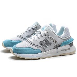 NEW BALANCE 997S 白灰 藍 反光 休閒鞋 女 (布魯克林) WS997GFK