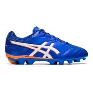 Asics Ds Light Jr [1104A019-400] 大童鞋 足球鞋 穩定 減震 舒適 保護 亞瑟士 藍 白