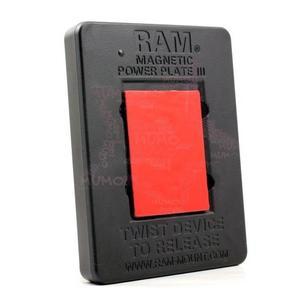 【尋寶趣】測速照相 反雷達偵測器底座-大 行車記錄器/相機 固定架 RAM Mounts RAP-300-1U