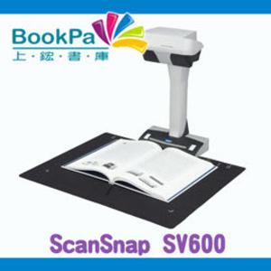 Fujitsu 富士通 ScanSnap SV600  最新掃描器 不用拆書 台灣公司貨