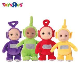 玩具反斗城 天線寶寶-說話絨毛娃娃/款