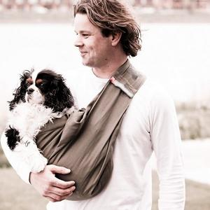 寵物背包 歐美時尚斜挎寵物背巾寵物背包狗包貓包外出便攜狗包
