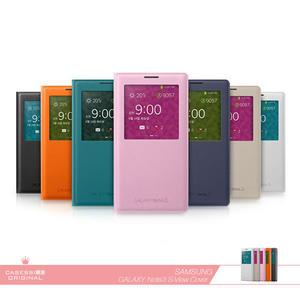 Samsung三星 原廠Galaxy Note3專用 視窗透視感應皮套 S View /智慧側掀保護套 /翻蓋智能 /滑動接聽