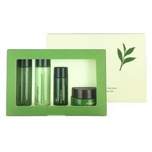 韓國Innisfree 綠茶精粹保濕旅行組 (4件組)
