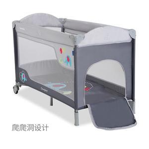 sweeby嬰兒床抖音同款摺疊床多功能可摺疊寶寶床圍欄便攜式遊戲床  ATF 『極有家』