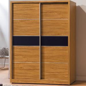 衣櫃 衣櫥 AT-395-1 肯詩特柚木色5X7尺衣櫥【大眾家居舘】