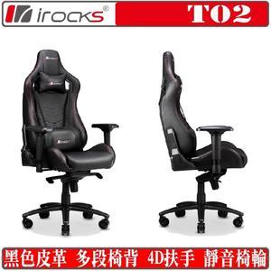 [地瓜球@] i-rocks T02 賽車魂 辦公椅 電競椅