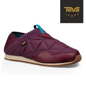 TEVA 女 Ember Moc 菠蘿麵包鞋 - 紫紅 18225FIG