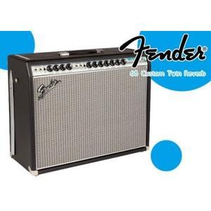 【小麥老師 樂器館】Fender 68 Custom Twin Reverb 真空管 電吉他 音箱