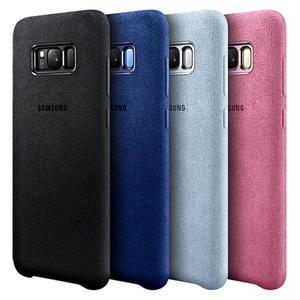 [免運-公司貨] Samsung GALAXY S8+ 原廠Alcantara麂皮背蓋(6.2吋) G955