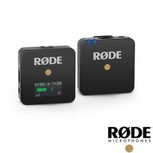 24期零利率 RODE Wireless GO 微型無線麥克風 【正成公司貨】
