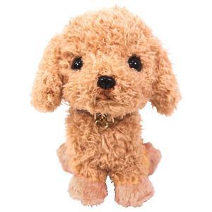 日本PUPS可愛玩偶 玩具貴賓犬仿真小狗 絨毛娃娃公仔毛絨玩具狗聖誕節禮物狗雜貨生日禮物紀念日